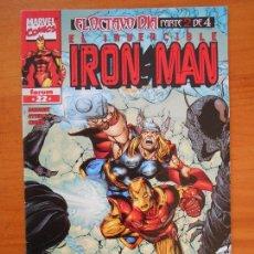Cómics: EL INVENCIBLE IRON MAN Nº 22 - MARVEL - FORUM (FF). Lote 156022386