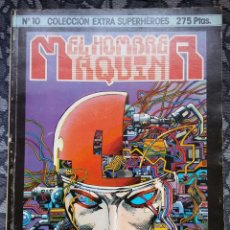Cómics: EL HOMBRE MÁQUINA - BARRY W SMITH - FÓRUM 1985. Lote 156028362