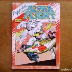 Cómics: ALPHA FLIGHT ESPECIAL NAVIDAD.. Lote 156060398