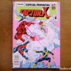 Cómics: FACTOR X. EXTRA DE PRIMAVERA.. Lote 156062118