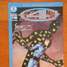Cómics: LOS CUATRO FANTASTICOS VOLUMEN 5 Nº 3 - 4 FANTASTICOS - MARVEL - FORUM (GB). Lote 156072882