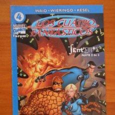 Cómics: LOS CUATRO FANTASTICOS VOLUMEN 5 Nº 4 - 4 FANTASTICOS - MARVEL - FORUM (GB). Lote 156073926