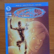 Cómics: LOS CUATRO FANTASTICOS VOLUMEN 5 Nº 5 - 4 FANTASTICOS - MARVEL - FORUM (GB). Lote 156074494