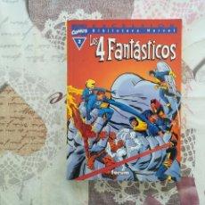 Cómics: LOS 4 FANTASTICOS Nº 2 BIBLIOTECA MARVEL EXCELSIOR. Lote 156092086