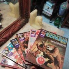 Cómics: 7 SUPER CONAN... 10/16. Lote 156167562