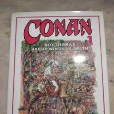 Cómics: ALBUN ESPECIAL DE CONAN... NUMERO/1=ROY THOMAS Y BARRY WINSOR SMITH. Lote 156191274