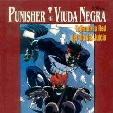 Cómics: COLECCION PRESTIGIO VOL. 1 Nº 64 PUNISHER / VIUDA NEGRA: - FORUM - MUY BUEN ESTADO - OFF15. Lote 156315570