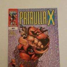 Cómics: COMICS FORUM PATRULLA X NUMERO 49. Lote 156452078
