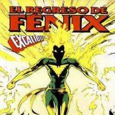 Cómics: EXCALIBUR EL REGRESO DE FENIX - FORUM - BUEN ESTADO - OFI15. Lote 156452494