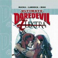 Cómics: ULTIMATE DAREDEVIL & ELEKTRA - FORUM - CARTONE - MUY BUEN ESTADO - OFI15. Lote 156457142