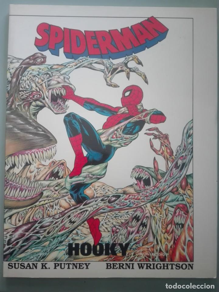 NOVELAS GRÁFICAS MARVEL SPIDERMAN HOOKY # (Tebeos y Comics - Forum - Prestiges y Tomos)