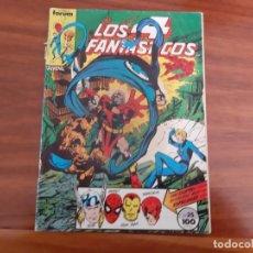 Cómics: LOS 4 FANTASTICOS NUMERO 25 A TODO COLOR. Lote 156537722