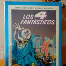 Cómics: LIBRO GRANDES SAGAS MARVEL NÚM. 21. LOS 4 FANTÁSTICOS (2). ÚLTIMO ASALTO. 1995. Lote 156538146