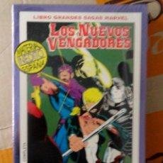 Comics : LIBRO GRANDES SAGAS MARVEL NÚM. 9. LOS NUEVOS VENGADORES. ÚLTIMO ASALTO. 1994. Lote 156552174