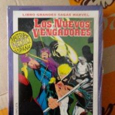 Comics : LIBRO GRANDES SAGAS MARVEL NÚM. 9. LOS NUEVOS VENGADORES. ÚLTIMO ASALTO. 1994. Lote 156552210