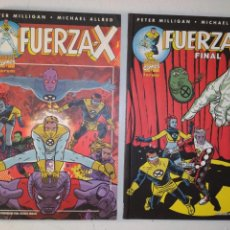 Cómics: FUERZA X PETER MILLIGAN MICHAEL ALLRED. Lote 156560045
