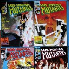 Cómics: LOS NUEVOS MUTANTES Nº 26, 27, 28 Y 29 - FORUM 1990 (VER FOTOS) . Lote 156568242