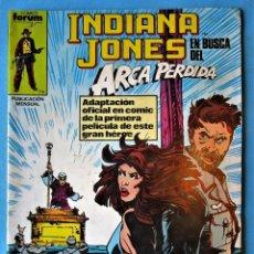Fumetti: INDIANA JONES EN BUSCA DEL ARCA PERDIDA Nº 12 - FORUM 1984. Lote 156570010