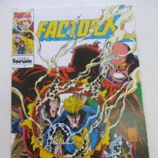 Cómics: FACTOR-X VOL. 1 Nº 74 FORUM CX11. Lote 156627018