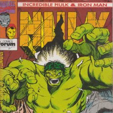 Cómics: HULK INCREDIBLE HULK & IRON MAN Nº 4 . Lote 156627434