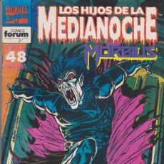 Cómics: LOS HIJOS DE LA MEDIANOCHE Nº 3 FORUM COMICS 1993. Lote 156627862