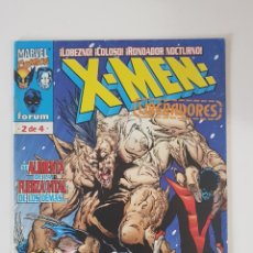 Cómics: MARVEL COMICS - X-MEN LIBERADORES Nº 2 FORUM PATRULLA X. Lote 156645582