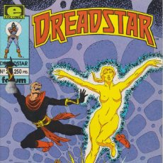 Cómics: DREADSTAR Nº 2 FORUM 1991. Lote 156645702