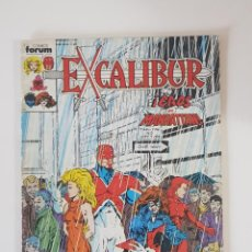 Cómics: MARVEL COMICS - EXCALIBUR VOL. 1 Nº 8 FORUM PATRULLA X. Lote 156645758