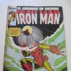 Cómics: IRON MAN. EL HOMBRE DE HIERRO. VOL 1. Nº 14. FORUM CX11. Lote 156647482