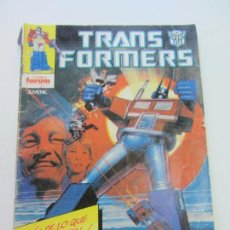Cómics: TRANSFORMERS VOL.1 Nº 1 FORUM CX11. Lote 156647634