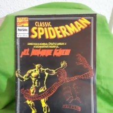 Cómics: CLASSIC SPIDERMAN EL HOMBRE IGNEO N°16 COMICS FORUM ÚLTIMO NUMERO. Lote 156652458