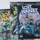 Cómics: LOST PLANET - ECLIPSE COMICS. NÚMEROS 1 AL 6 (COMPLETA) - BO HAMPTON. Lote 156656934