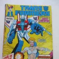Cómics: TRANSFORMERS VOL.1 Nº 7 FORUM CX11. Lote 156676286