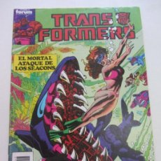 Cómics: TRANSFORMERS VOL.1 Nº 43 FORUM CX11. Lote 156676702