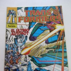 Cómics: TRANSFORMERS VOL.1 Nº 3 FORUM CX11. Lote 156677086