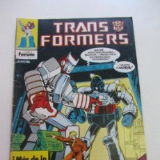Cómics: TRANSFORMERS VOL.1 Nº 5 FORUM CX11. Lote 156677118
