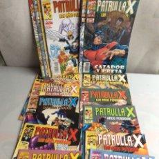 Cómics: PATRULLA X - LOS AÑOS PERDIDOS - LOTE DE 16 EJEMPLARES -ED. FORUM. Lote 13332322