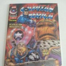 Cómics: HEROES REBORN: CAPITAN AMERICA. NUM.6. Lote 156684290