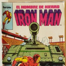 Cómics: IRON MAN #12 (FORUM, 1986). Lote 156749958