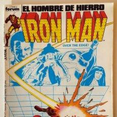 Cómics: IRON MAN #19 (FORUM, 1986). Lote 156751010