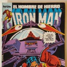 Cómics: IRON MAN #21 (FORUM, 1986). Lote 156751510