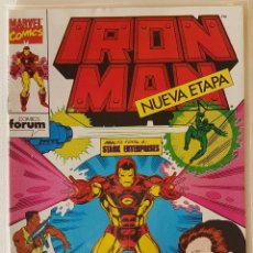 Cómics: IRON MAN VOL.2 #1 (FORUM, 1992). Lote 156752222