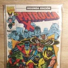 Comics : LA PATRULLA X 1 SEGUNDA EDICIÓN#. Lote 156756530