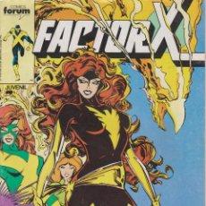 Cómics: FACTOR X Nº 13 COMICS FORUM 1989. Lote 156758154