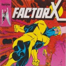 Cómics: FACTOR X Nº 11 COMICS FORUM 1988. Lote 156758678