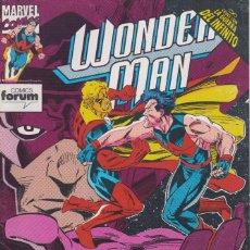 Cómics: WONDER MAN Nº 11 COMICS FORUM 1994. Lote 156760854