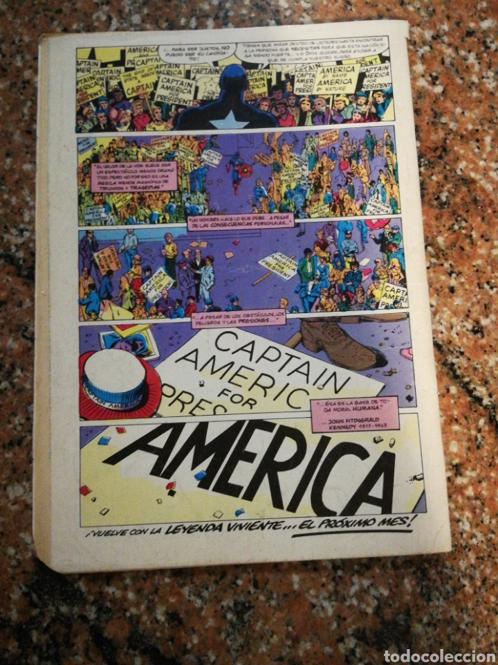 Cómics: Forum Comics Marvel, Capitan America, n°12 - Foto 2 - 156764880