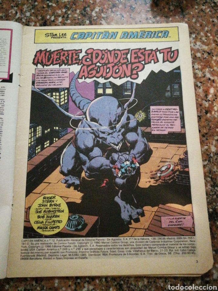 Cómics: Forum Comics Marvel, Capitan America, n°12 - Foto 3 - 156764880