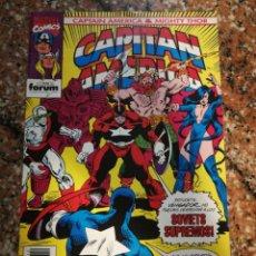 Cómics: FORUM COMICS MARVEL, CAPITAN AMERICA, EL GRAN OSO N°12. Lote 156767082
