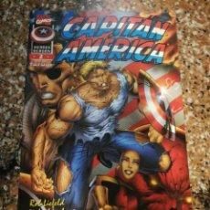 Cómics: FORUM COMICS MARVEL, CAPITAN AMERICA, HEROES REBORN N°2, AMERICAN GRAFFITI. Lote 156767693